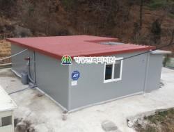 천해수산휴게실/조립식신축
